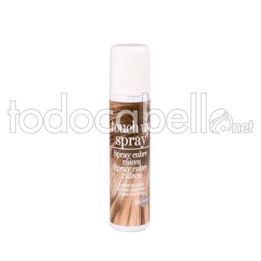 GAC Touch Up Spray cubre canas Rubio Oscuro 75ml