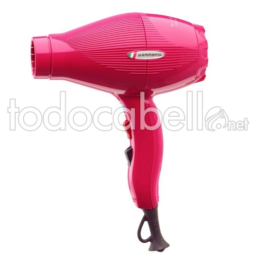 Gammapiu Secador de pelo profesional  E-T.C. Light Fucsia Hollywood