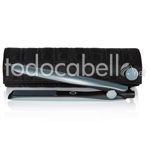 GHD Gold Styler Glacial Blue 1