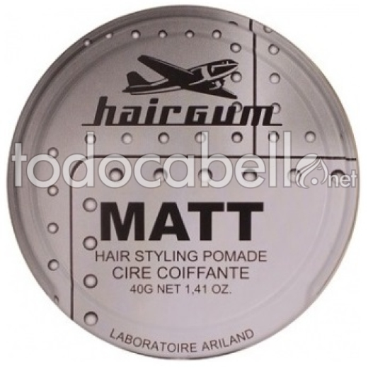 Hairgum Matt 40g