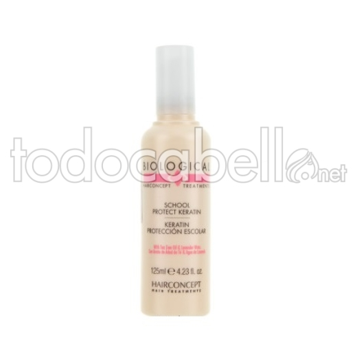 HC Hairconcept BIOLOGICAL Escolar Keratin Acondicionador Protección 250ml