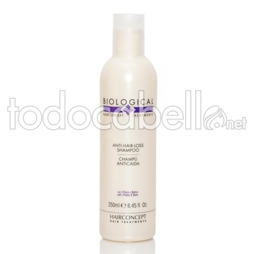 HC Hairconcept BIOLOGICAL Champú Anticaída 250ml.