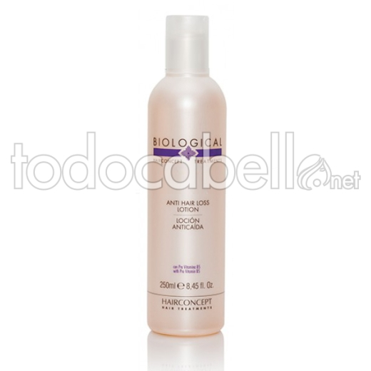 HC Hairconcept BIOLOGICAL Loción Anticaída 250ml.