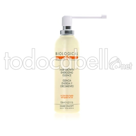 HC Hairconcept BIOLOGICAL Growth Locion Energizing con células madre 125ml