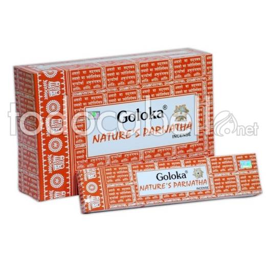 Incienso Goloka Nature´s Parijatha  15g