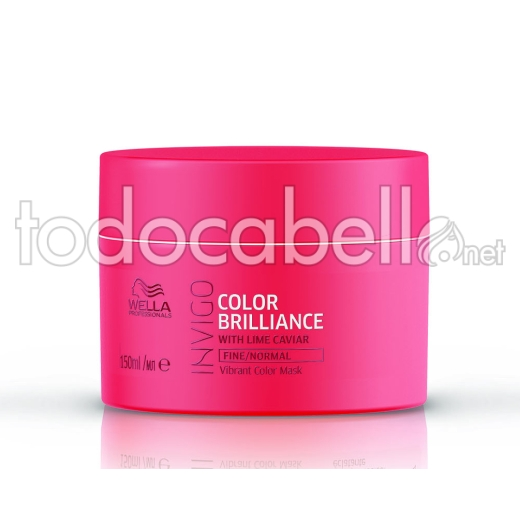 Wella INVIGO Brilliance Mascarilla FINOS 150ml