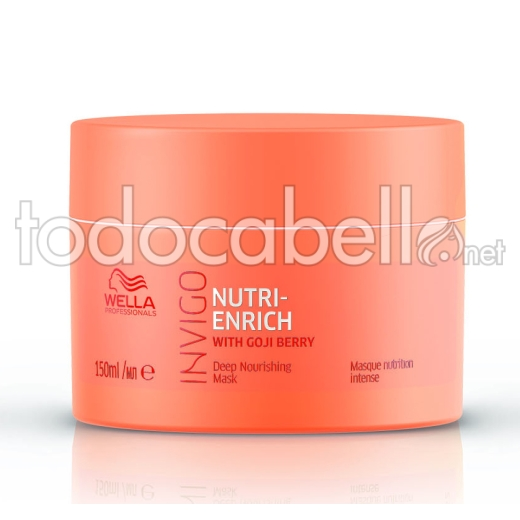 Wella INVIGO Enrich Mascarilla 500ml