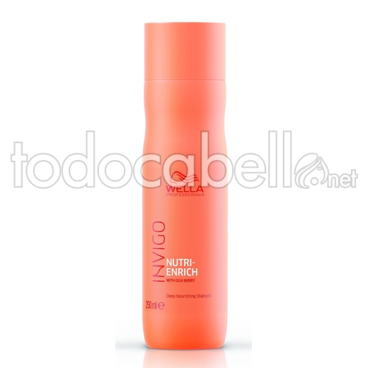 Wella INVIGO Enrich Champu 250ml