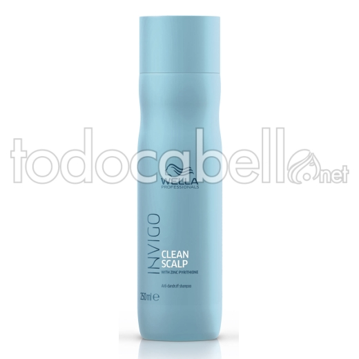 Wella INVIGO Balance CLEAN Scalp Champú 250ml