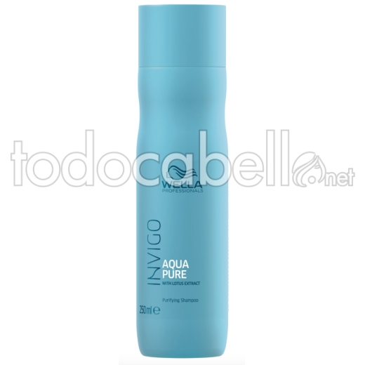 Wella INVIGO Balance Aqua PURE Champú 250ml