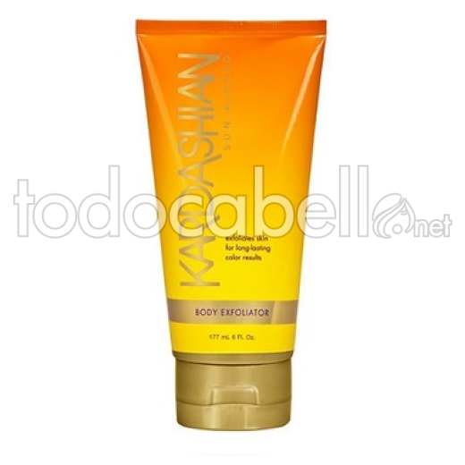 Kardashian Sun OUTLET Kisses Body Exfoliator. Exfoliante corporal 177ml