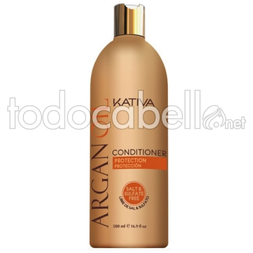 Kativa Argán Oil Conditioner 500ml