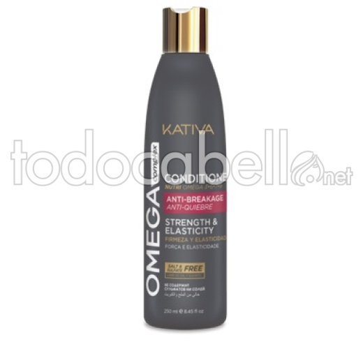 KATIVA Omega Complex Conditioner Anti-rotura 250ml