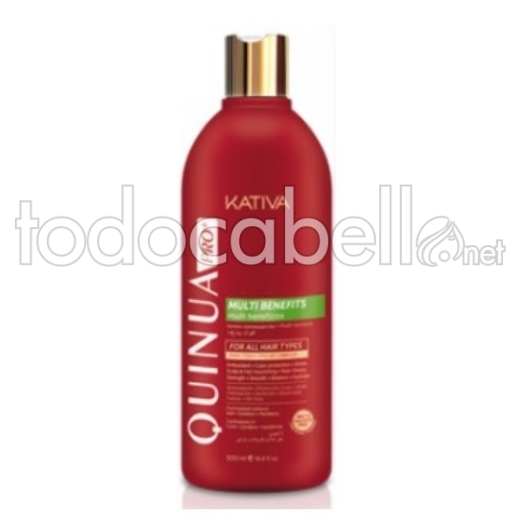Kativa Quinua PRO Conditioner Multi beneficios 500ml
