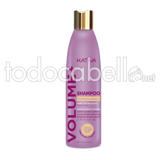 Kativa Volume+ Champú 250ml