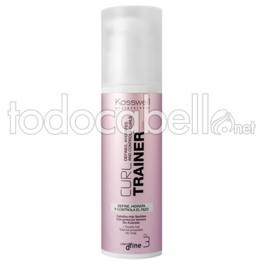 Kosswell CURL TRAINER Definidor Rizos 150ml