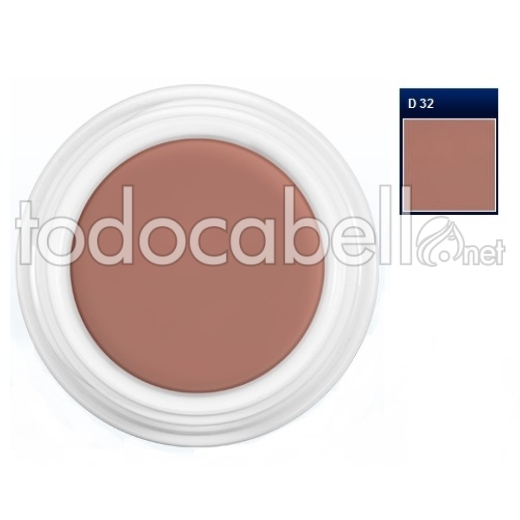 Kryolan Dermacolor Camuflaje Cream D32 4ml