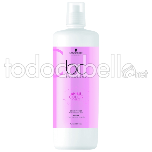 Schwarzkopf Bonacure BC pH4.5 Color Freeze Acondicionador 1000 ml
