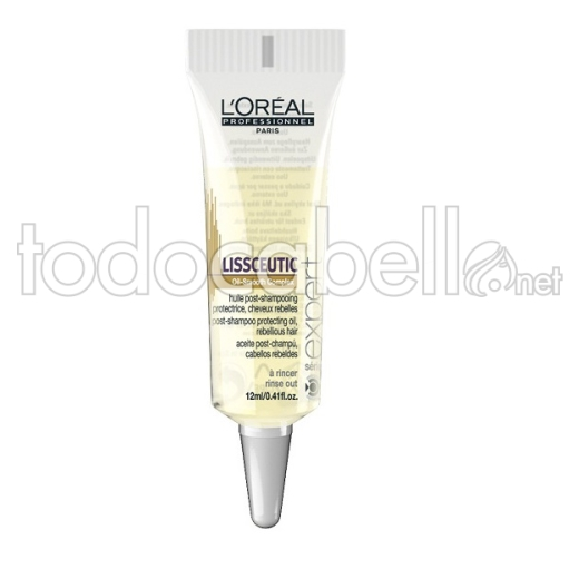 L'Oréal Lissceutic Serum  Cabellos Rebeldes 12ml