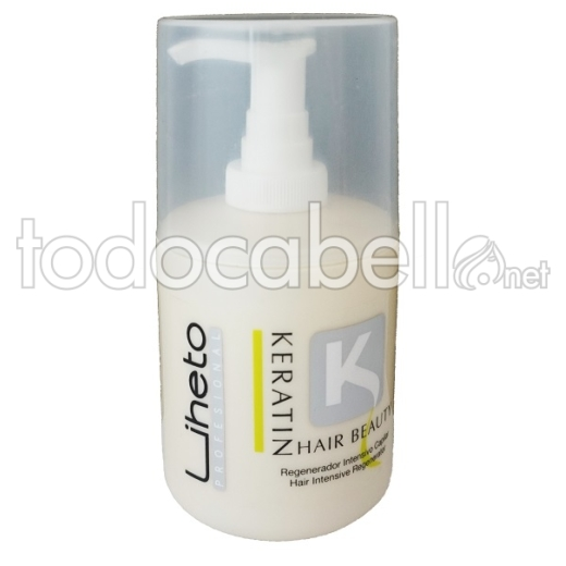 Liheto Regenador Intensivo Capilar. Keratin Hair Beauty 300ml