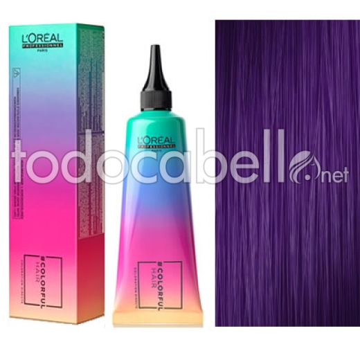 L´Oreal Colorfulhair Rainbow Colors 90ml Violeta