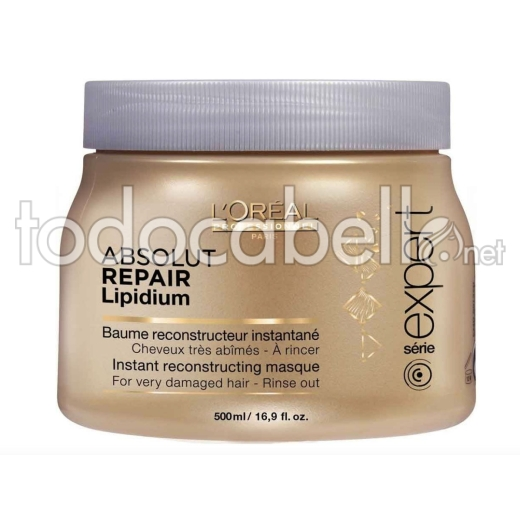 L´Oreal Absolut Repair Lipidium Mascarilla Reconstructora 500ml