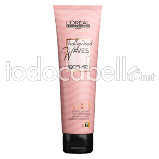 L´Oreal Professionnel Hollywood Waves Tecni.Art Waves Fatales 150ml