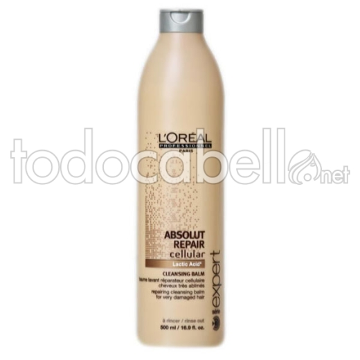 L´Oreal (OUTLET) Absolute Repair Cleasing Balm 500ml