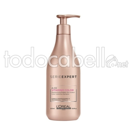 L´Oreal Expert Vitamino Color A-OX Champú 500ml