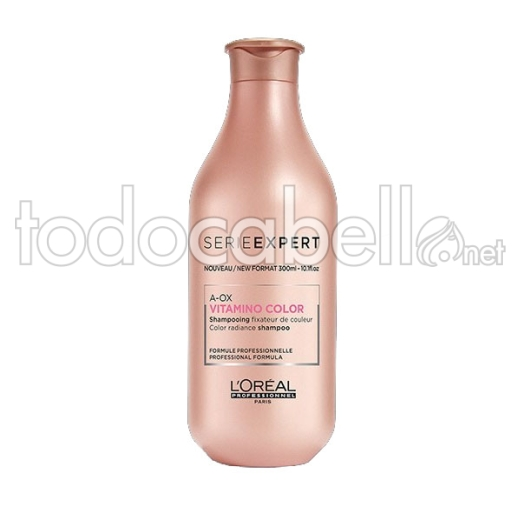 L´Oreal Expert Vitamino Color A.OX Champú Cabello Coloreado 300ml