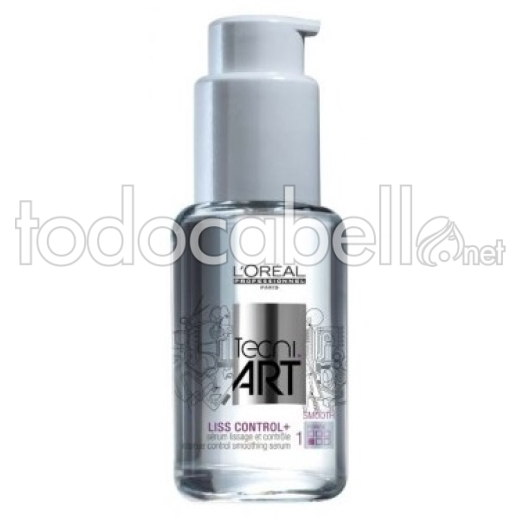 L´Oreal Professionnel Tecni.Art Liss Control Plus Sérum 50ml