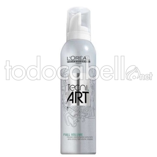 L´Oreal Professionnel Tecni.Art Volume Full Volume Espuma 250ml