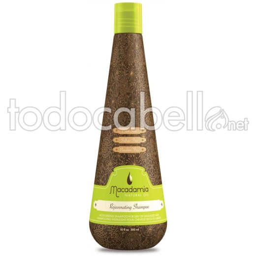 Macadamia Hair Rejuvenating Shampoo 300ml