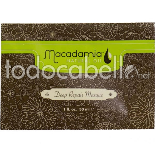 Macadamia Hair Deep Repair Masque 30ml. Cabellos secos y dañados