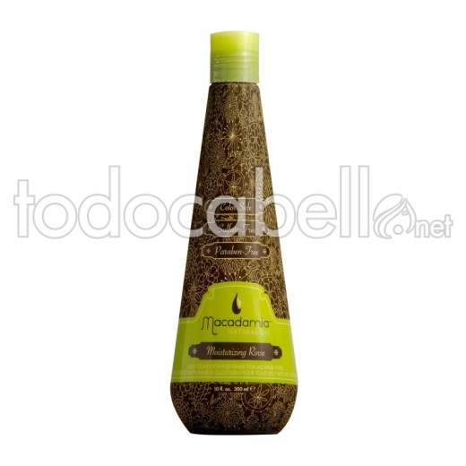 Macadamia Hair Moisturizing Rinse. Acondicionador 300ml.