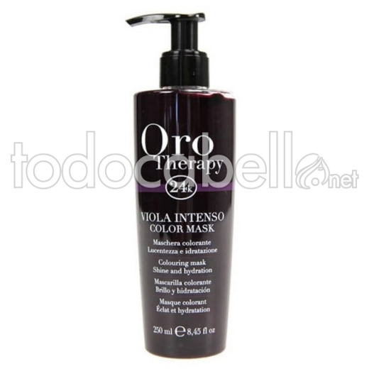 Fanola Orotherapy Mascarilla Color Violeta 250ml