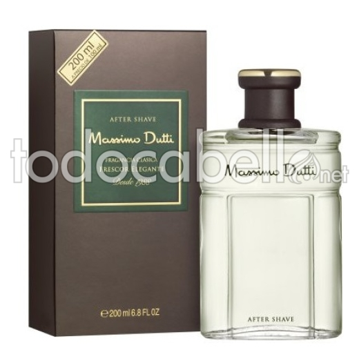 Massimo Dutti Aftershave 200ml