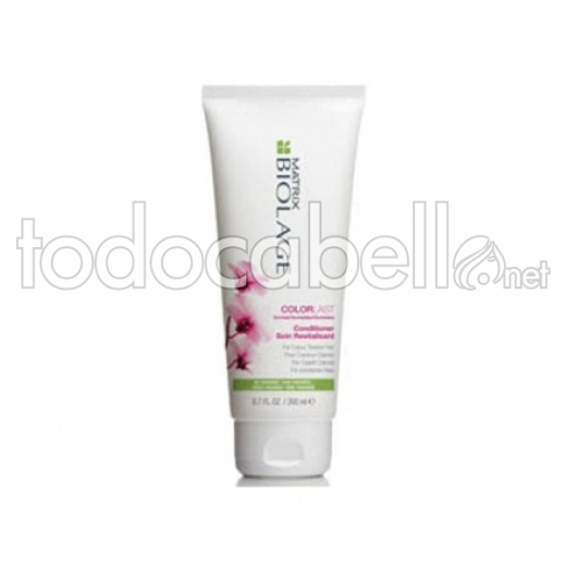 Matrix Biolage Acondicionador Colorlast Cabellos Coloreados 200ml