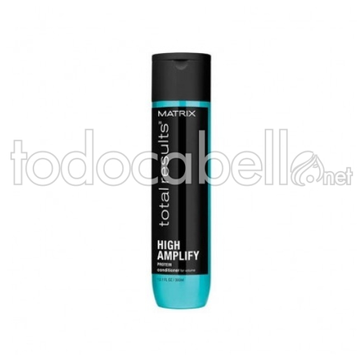 Matrix Total Results Acondicionador High Amplify Cabello fino 300ml