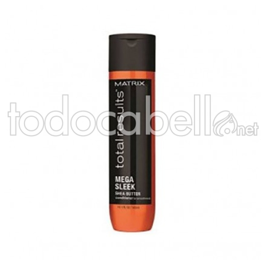 Matrix Total Results Acondicionador Mega Sleek Cabellos rebeldes 300ml