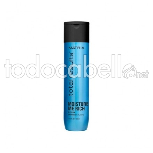 Matrix Total Results Champú Hidratante Me Rich Cabello seco 300ml