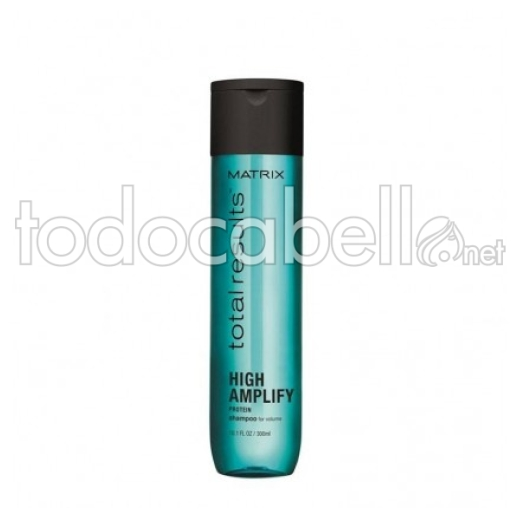 Matrix Total Results Champú High Amplify Cabello fino 300ml