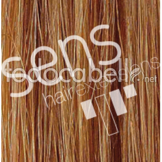 Extensiones Cabello 100% Natural Cosido Human Reny Liso 90x50cm nº15