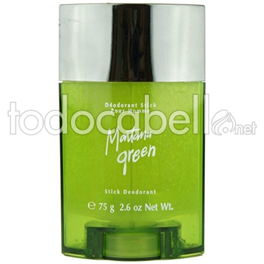 Desodorante Montana Green Deo Stick 75 Ml