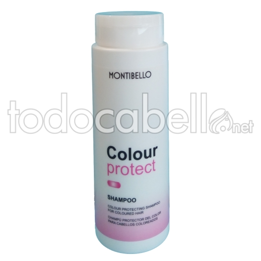 Montibello Champú Colourprotect. Cabellos Coloreados 150ml (Tamaño Mini)