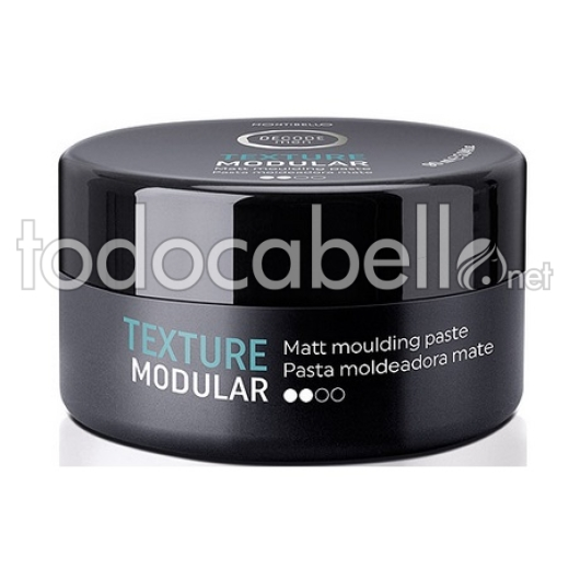 Montibello Decode Men Textur Modular. Pasta moldeadora mate 90ml