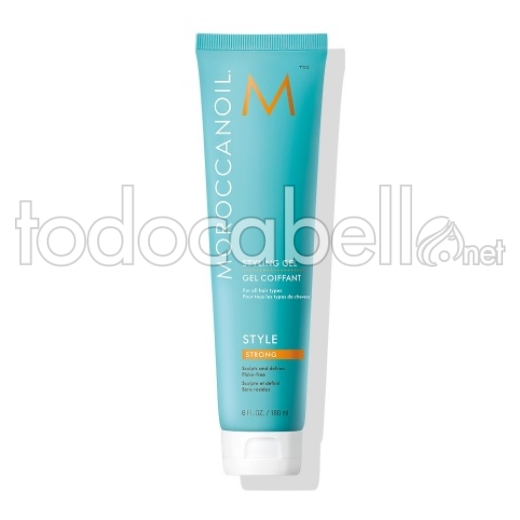 Moroccanoil Gel Modelador Style Strong 180ml