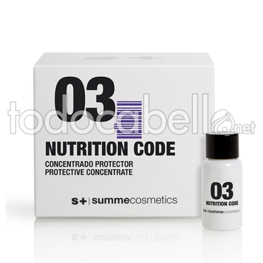 Summecosmetics OUTLET S+ My Code 03 Nutrition Code 5 ml
