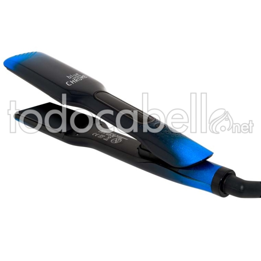 My Hair Plancha Profesional Blue Chrome