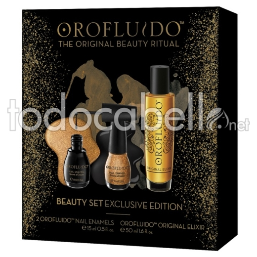 Orofluido Elixir Beauty Set Nails Edition 50ml